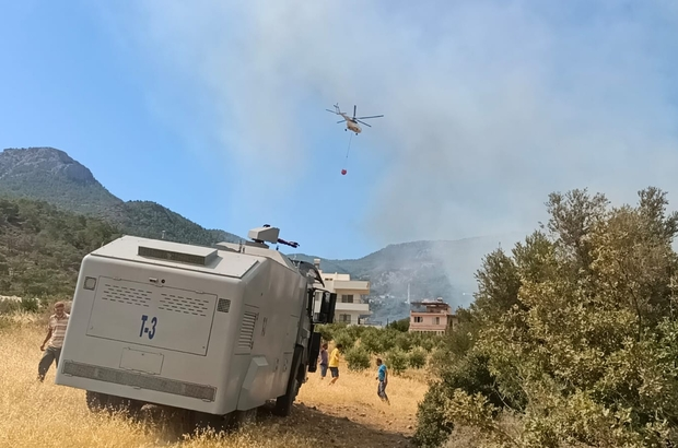 Mersin'deki orman yangınlarıyla ilgili soruşturma başlatıldı