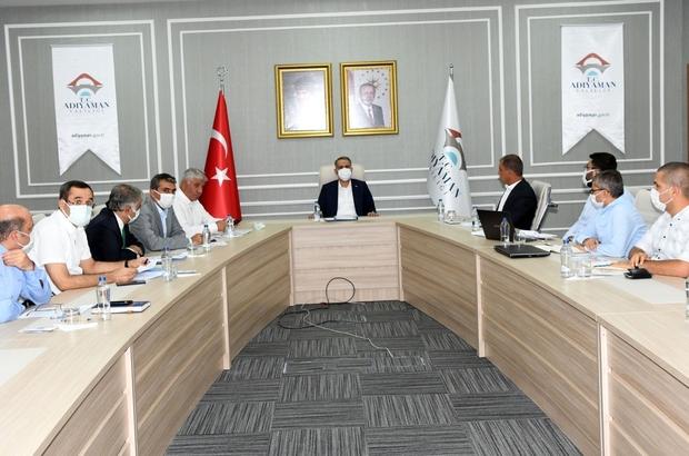 2021 Yılı üçüncü il istihdam toplantısı yapıldı