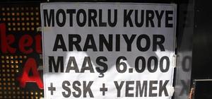 6 bin TL'ye çalışacak eleman bulamıyorlar Elazığ'da dönerci 6 bin TL'ye eleman bulamayınca siparişleri iş sahipleri götürmeye başladı