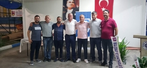 Bigaspor Başkanı Özkan güven tazeledi