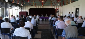 İliç'te KHGB Olağan Meclis Toplantısı yapıldı