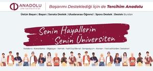 Anadolu Üniversitesi'nden öğrencilere iki yeni burs imkânı