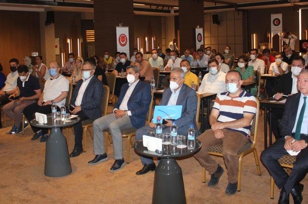 Öz Finans İş Sendikası Trabzon Şubesi 1. Olağan Genel Kurulu, gerçekleştirildi