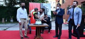 SMA hastası Toprak bebeğe doğum günü kutlaması