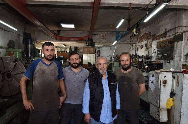 Trabzon'da yılın ahisi, kalfası ve çırağı belirlendi