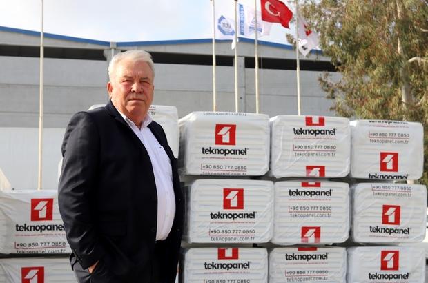 """Genel Müdür Kahveci: """"Teknopanel yüzde 40 büyüdü"""""""
