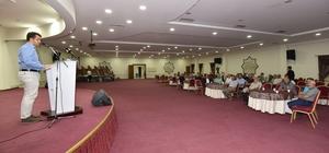 Karatay'da madde bağımlılığını önlemede STK'ların önemi konuşuldu