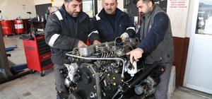 Gaziemir Belediyesinde tasarruflu hizmet