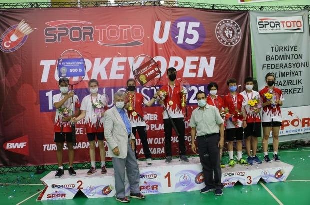 Osmangazi'nin parlayan yıldızları Genç sporculardan çifte başarı