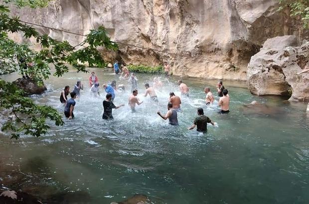 Hançer Kanyonu'na yoğun ilgi