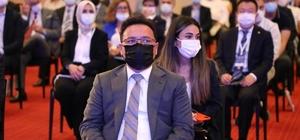 Vali Çiçek, Türkiye Çin Kültür ve İş Geliştirme Forumu'na katıldı