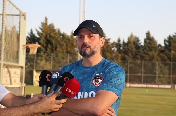 """Erol Bulut: """"Gaziantep FK, geçen seneden iyi bir konumda olacak"""" Gaziantep Futbol Kulübü Teknik Direktörü Erol Bulut: """"Sezona iyi bir şekilde başlayacağız"""""""