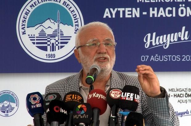 """AK Parti Grup Başkan Vekili Elitaş: """"Gezi Olaylarında 12 tane ağacın yer değiştirilmesinde ayaklanmaya gayret gösterenlerin benzeri bugünlerde yapılıyor"""""""
