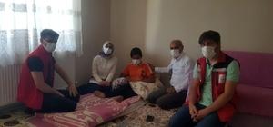 Solhan Sosyal Hizmet Merkezi ekibi vatandaşlarla bir araya geliyor