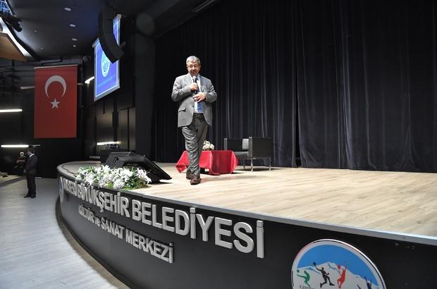"""Büyükşehir'den """"Hayati İnanç"""" söyleşisi"""