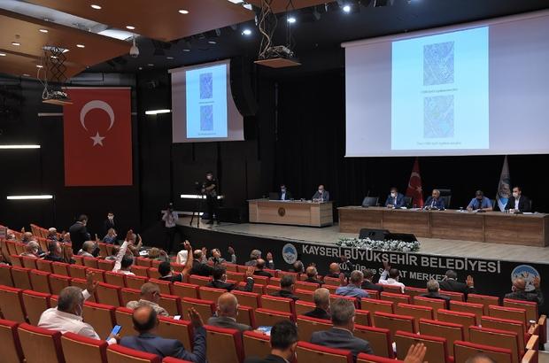 Büyükşehir Meclis Toplantısı'nda 48 madde karara bağlandı