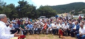 Kırıkhan'daki Alan Yaylası'nın tapu ve elektrik sorunu çözüldü