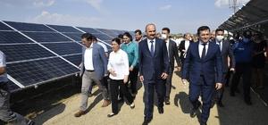 50 köyün içme suyu elektriği güneş enerjisiyle sağlanacak