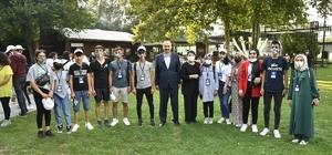 İçişleri Bakanlığının projesi kapsamında Edirne'de bir araya geldiler