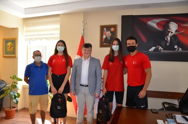 Aydın'dan Eczacıbaşı Spor Kulübü'ne transfer