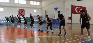 Bingöl Solhanspor 1 yıl sonra ilçede antrenmana çıktı