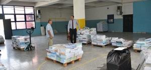 Erzincan'da ücretsiz ders kitabı dağıtımı başladı
