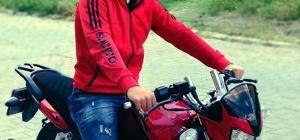 Otomobille motosiklet çarpıştı: 17 yaşındaki sürücü hayatını kaybetti