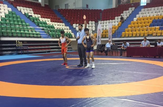 Vanlı Güreşçi Şervan Türkiye Şampiyonu Oldu