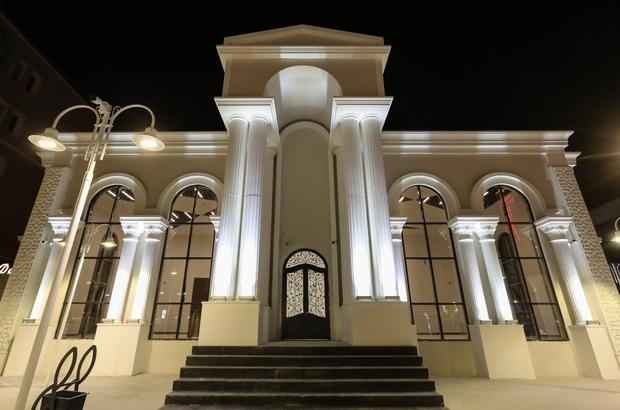 İpekyolu Belediyesi Sanat Galerisi ve Sanat Sokağı'nın açılışına hazırlanıyor