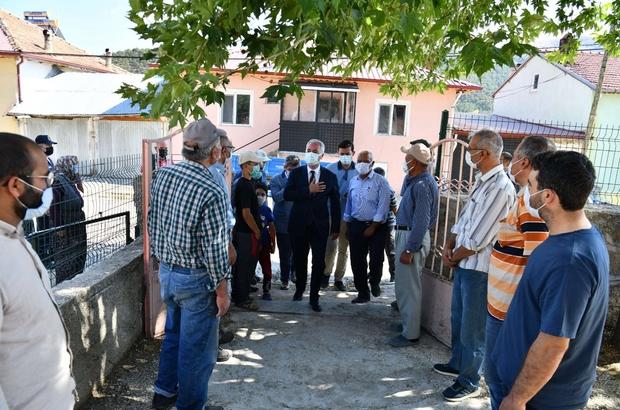 """Isparta Valisi Seymenoğlu'ndan Covid-19 uyarısı: """"Hastanelerimiz dolmaya başladı"""""""