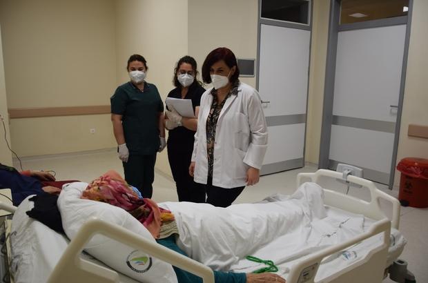 9 yıldır hizmet veriyor ayda 400 hasta tedavi oluyor
