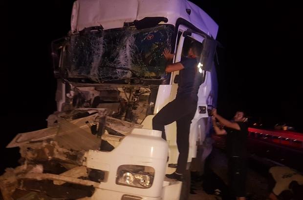 Kahramanmaraş'ta zincirleme kaza: 1 ölü, 3 yaralı