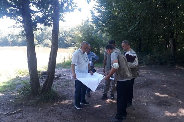Kurugöl ve Çamlıpınar gölleri incelendi