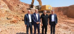 """Milletvekili Yayman: """"Kırıkhan OSB'de 2 bin kişiyi istihdam edeceğiz"""""""