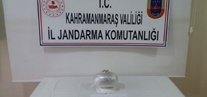 Kahramanmaraş'ta uyuşturucu operasyonu