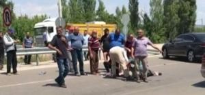 Isparta'da otomobil ile motosiklet çarpıştı: 1 ölü