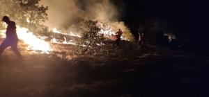Bingöl'de bir bölgedeki yangın söndürüldü, diğer yangına müdahale sürüyor