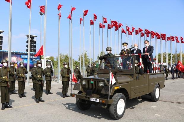 Samsun'da zafer coşkusu 30 Ağustos Zafer Bayramı çeşitli etkinliklerle kutlandı