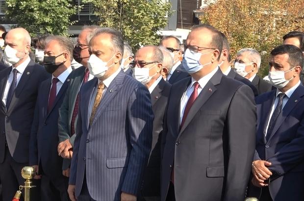 Bursa'da 30 Ağustos Zafer Bayramı coşkuyla kutlandı
