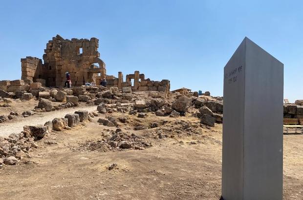 Gizemli monolit Diyarbakır'da ortaya çıktı O monolit Göbeklitepe'nin ardından Zerzevan Kalesi'nde Gökyüzü gözlem etkinliği 2-4 Eylül'de Diyarbakır'da