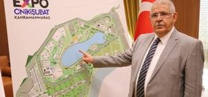 Avrupa'nın en büyük kristal lagün havuzu Kahramanmaraş'ta 2023 Nisan ayında düzenlenecek olan EXPO için hazırlanan etkinlik alanının yüzde 69'luk kısmı tamamlandı 2 milyon kişinin ziyaret etmesi planlanan alandaki 70 dönümlük, Avrupa'nın en büyük kristal lagün havuzu 45 günde dolacak