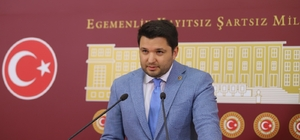 """Milletvekili Toprak: """"Adıyaman'a 95 hekim ataması yapılacak"""""""