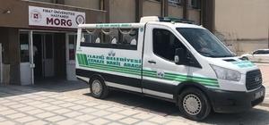 Elazığ'da kamyonetin altında kalan çocuk hayatını kaybetti