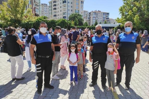 Malatya'da okul ve çevresindeki güvenlik önlemleri arttırıldı