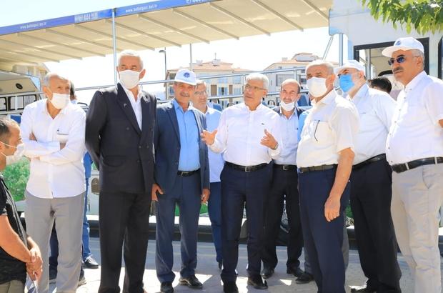 STK temsilcileri Battalgazi'ye kazandırılan yatırımları gezdi