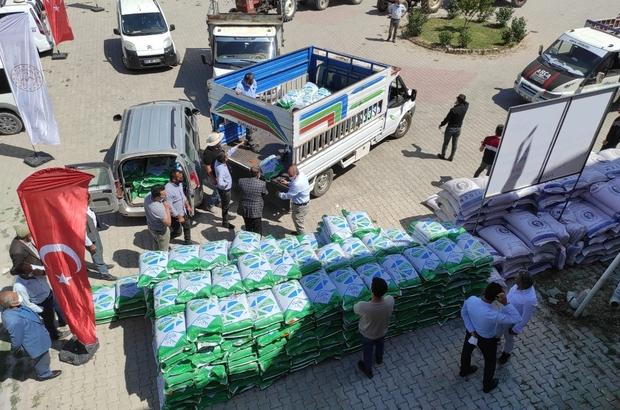 Bölgede kaba yem yetiştiriciliğine dap desteği - Erzurum Haberleri