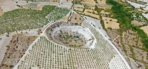 Elazığ'da bulunan 'Kup çukurunun' turizme kazandırılması isteniyor