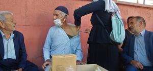 Bingöl aşı haritasında maviye yaklaşıyor Sağlık ekipleri esnafı gezdi, ikna edip aşı yaptı