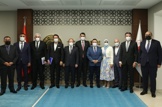 Başkent'te erzurum zirvesi - Erzurum Haberleri
