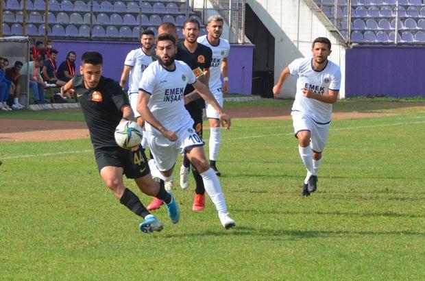 TFF 3. Lig: Fatsa Belediyespor: 0 - Batman Petrol Spor: 1